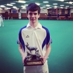 Journalism student comes close to national bowling glory
