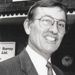 Editor who ran weekly for more than 20 years dies aged 83