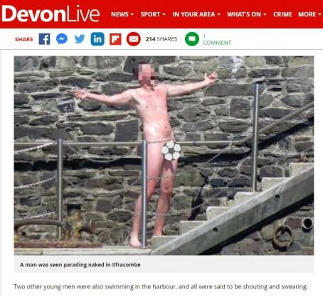 Devon funny
