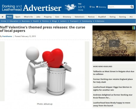 Oliver vented his fury on the Advertiser's website yesterday afternoon