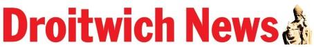 Droitwich News masthead