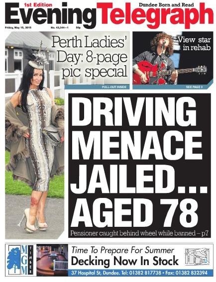 Dundee Telegraph