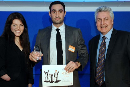EDF Energy Feature writer of the year