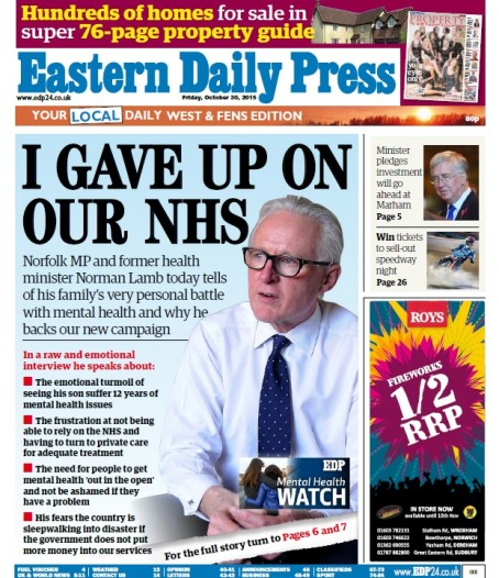 The EDP launched its campaign in 2015