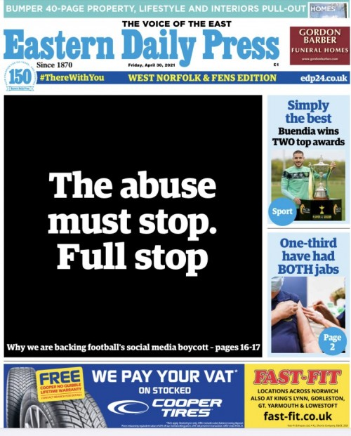 EDP abuse