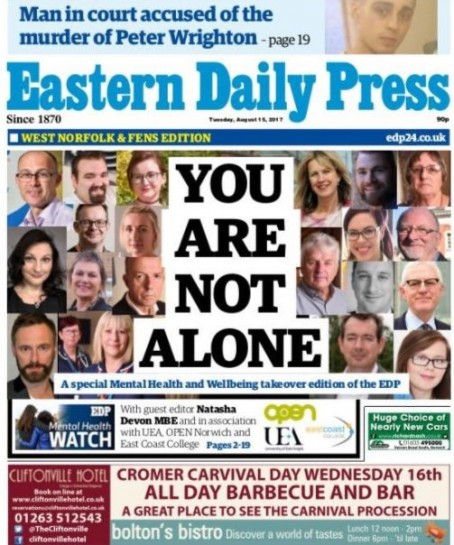The EDP's mental health special edition