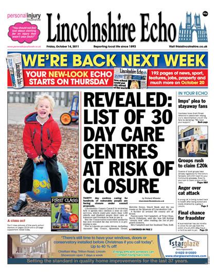 lincolnshire echo news
