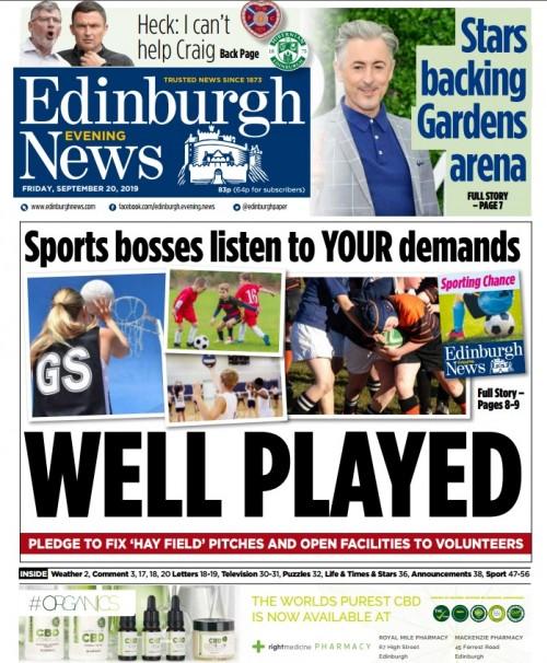 Edinburgh Sporting