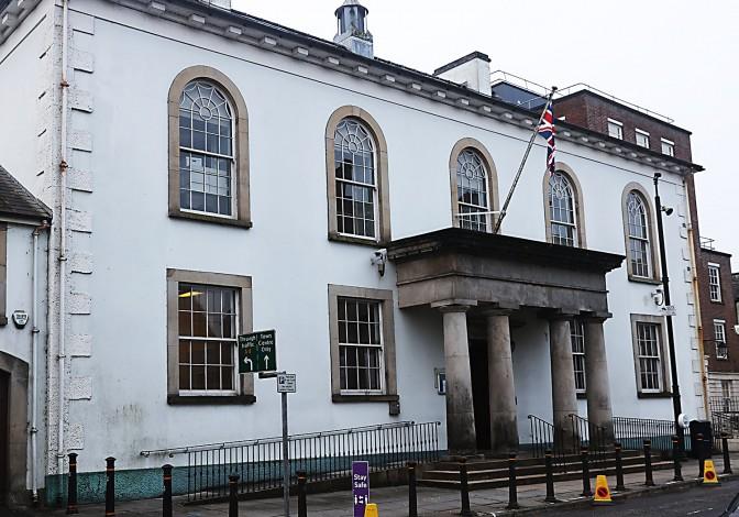 Enniskillen Magistrates Court