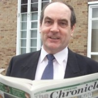 Former Chester Chronicle editor Eric Langton, who died aged 67