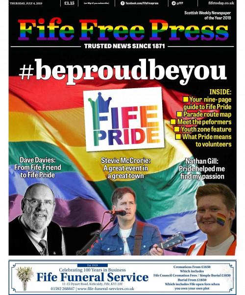 Fife rainbow
