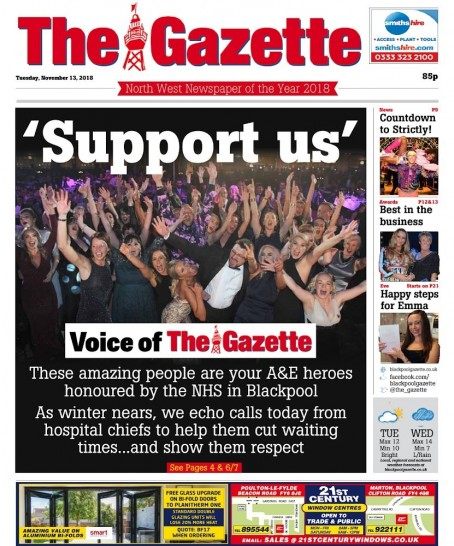 Gazette NHS