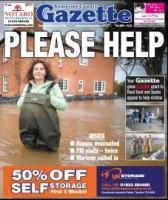 Gazette Please Help front