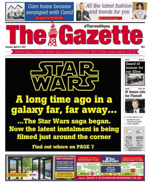 Gazette Star Wars