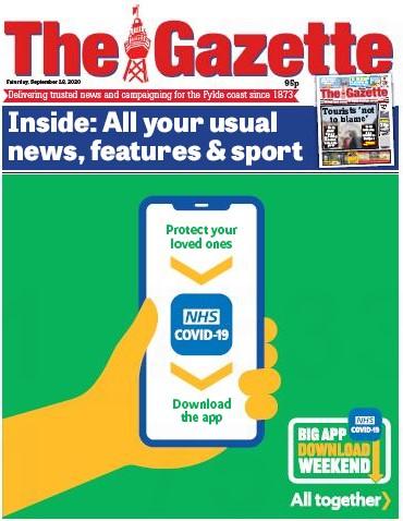 Gazette app