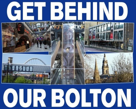 Get Behind Bolton