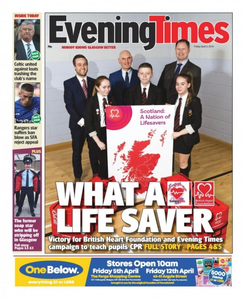 Glasgow CPR