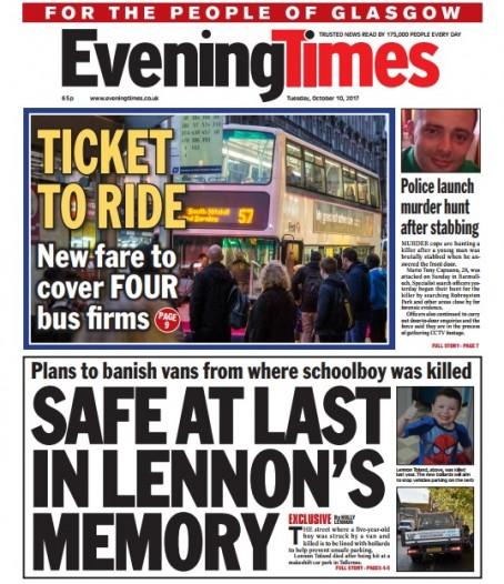 Glasgow Lennon