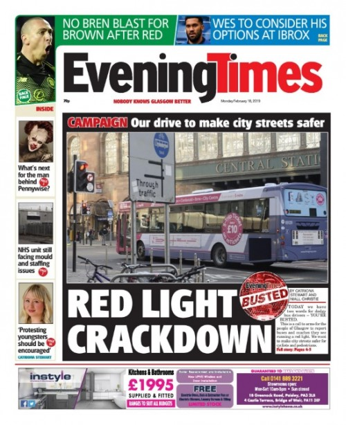 Glasgow bus