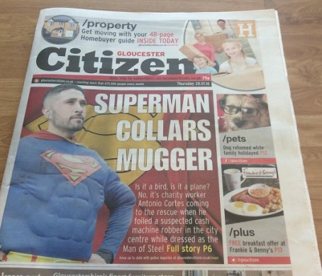 Gloucester Superman