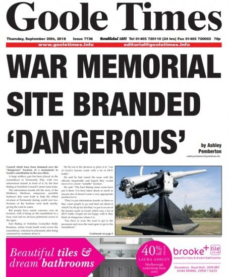 Goole war