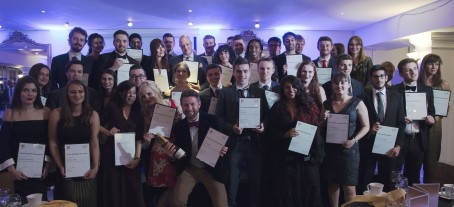 All the winners from last night's awards