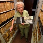 Ex-librarian, 90, backs newspaper's bid to digitise 1m photos