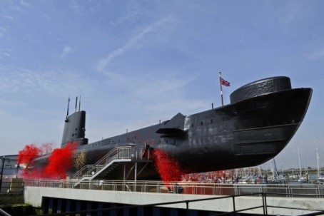 The 2016 NCTJ Awards for Excellence will be presented at the Royal Navy Submarine Museum, following a tour of HMS Alliance, pictured above