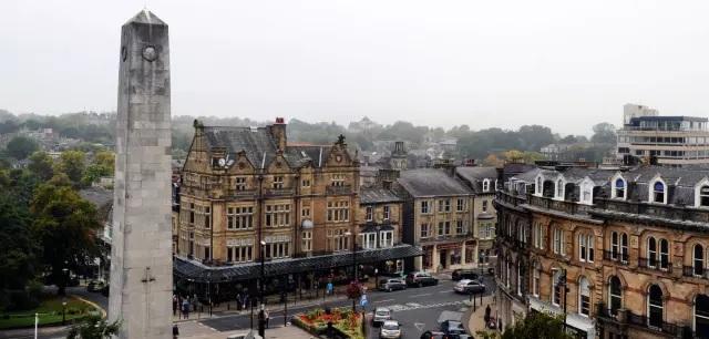 Harrogate town centre