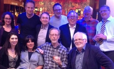 Former Harrow Times journalists meet to mark the newspaper's 20th anniversary