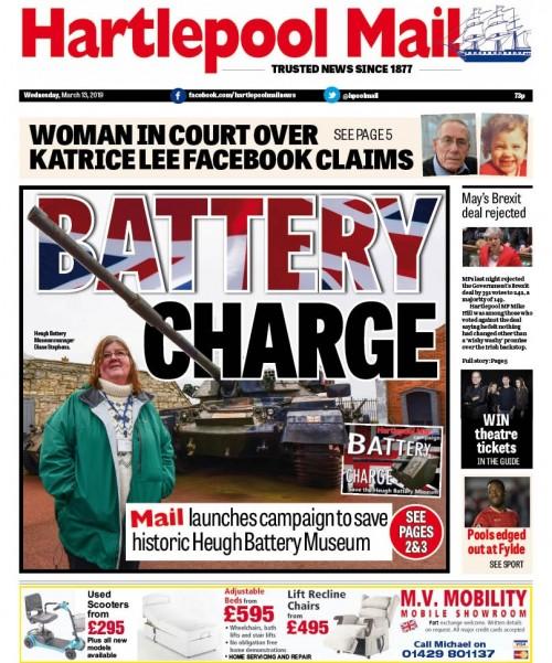 Hartlepool Battery