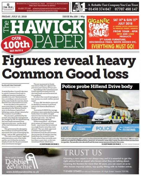 Hawick 100
