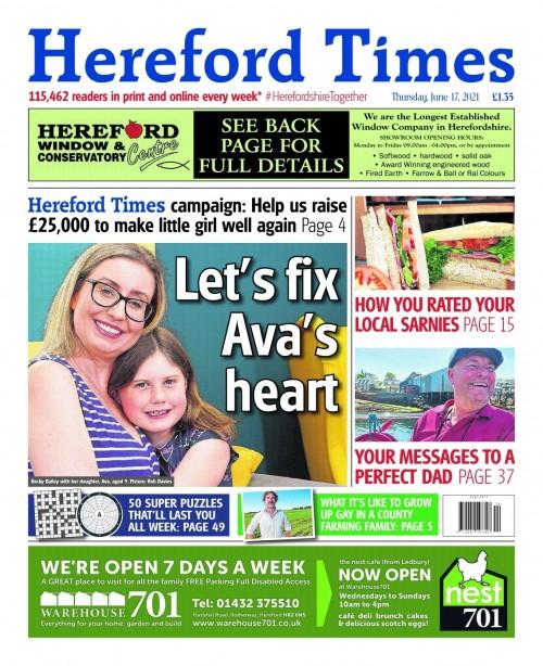 Hereford heart