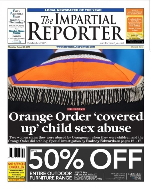 Impartial Orange