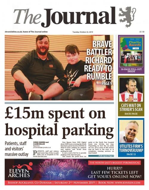 Journal parking