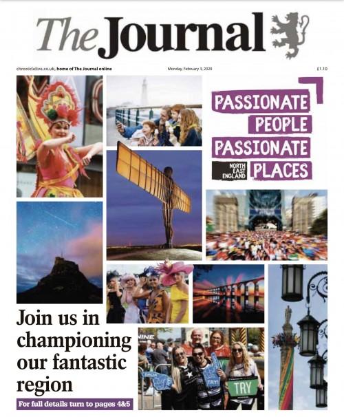 Journal passionate