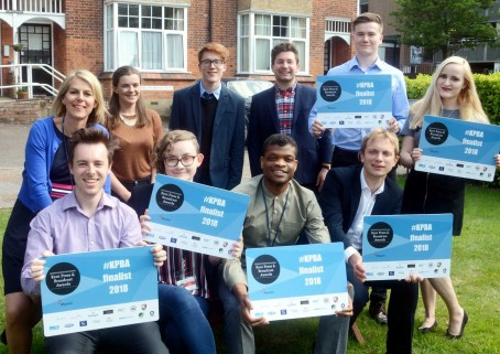A selection of this year's KPBA nominees