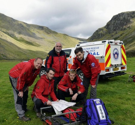 Kendal Mountain Search and Rescue is among the good causes to benefit