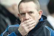 Kenny Shiels is hoping to avoid more touchline bans for speaking his mind