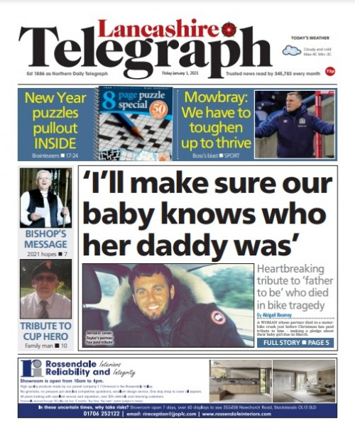 The new-look Telegraph
