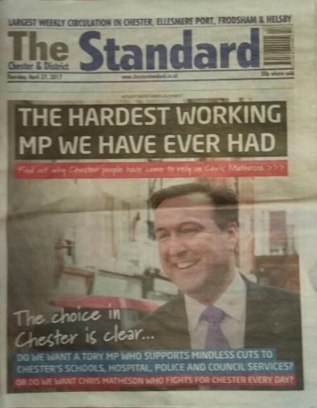 Labour Chester