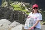 Journalist helps raise £200,000 for charity after Peruvian trek