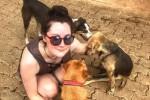 Deputy editor launches bid to bring Sri Lankan machete attack dog to UK
