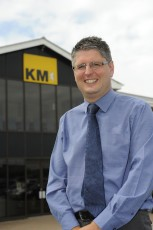 KM Group Editor, Leo Whitlock. Picture: Tony Flashman FM3379213
