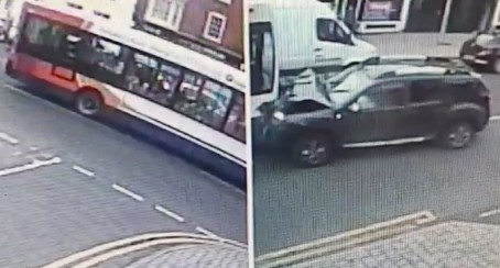 Lincolnshire Live Cleared Over Publishing Cctv Of Car Crash