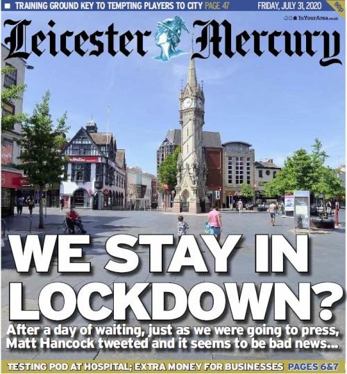Lockdown Merc