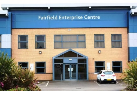 The new home of the Louth Leader at Fairfield Enterprise Centre