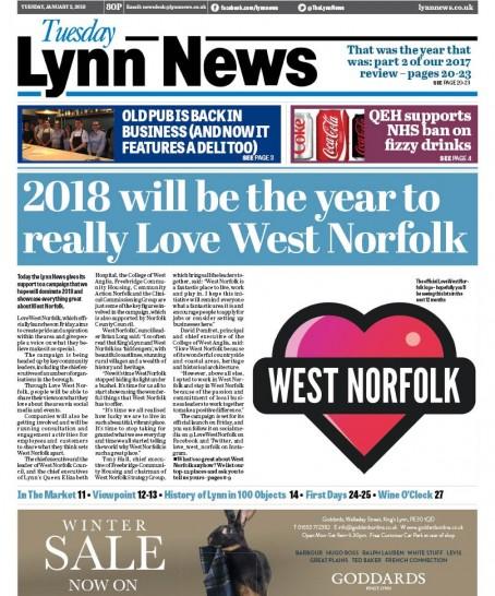 Lynn Norfolk