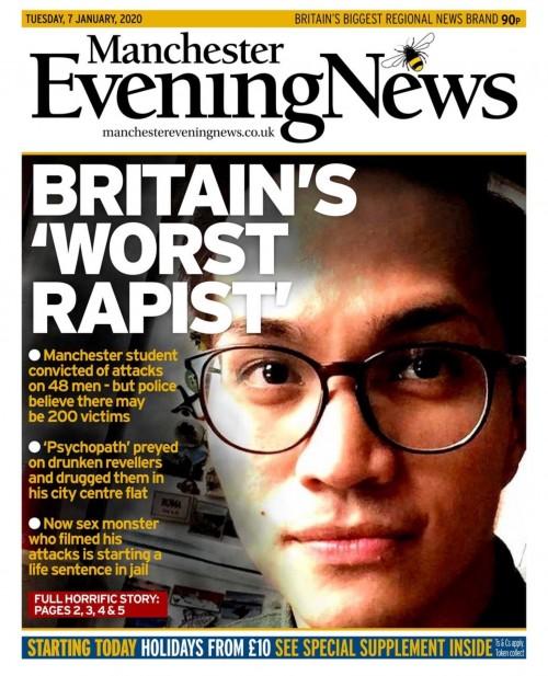 MEN rapist