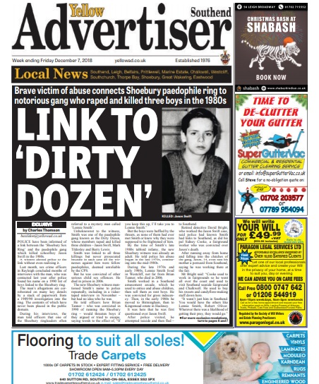 The Yellow Advertiser won last year's prize
